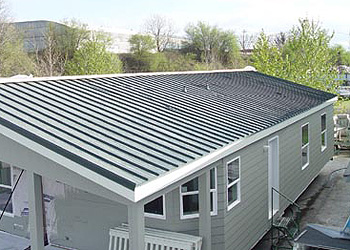 Mobile Home Roof Replacement or Major Repair